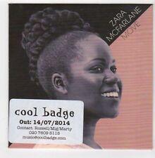 (EZ952) Zara McFarlane, Move - 2014 DJ CD