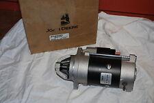 John Deere Starter Re531243 12 Volt 2.6 Kw Iskra Aze6524 New Oem