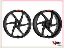 OZ RACING GASS RS-A PAIR WHEELS FORGED ALUMINUM SUZUKI HAYABUSA 2008/2013