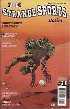 Strange Sports Stories #1 DC Vertigo Gilbert Hernandez Amy Chu Tana Ford Pope VF