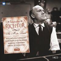 SVJATOSLAV RICHTER - ICON: SVIATOSLAV RICHTER 14 CD NEU