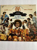 Vintage Soul Train Hall of Fame 1973 Funk Soul Hits Music Record LP Adam VIII