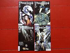 Midnight Society: The Black Lake #1-4 (US Dark Horse 1st Print) komplette Serie!
