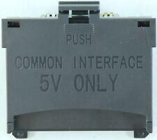ORIGINALE Samsung COMMON INTERFACE 5V SCAM1A ADATTATORE CAM PER TV LED LCD TV