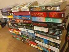 Lot of 10 Catherine Coulter FBI Mystery Thriller MIX Popular Paperback Books MIX