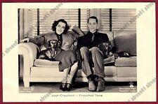 Joan Crawford 20 Franchot Tone Actress Actress Actor Cinema Movie Postcard Phot.