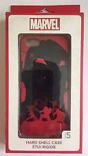 NEW Marvel Avengers eKids VPM-i5AU RED BLACK Villain iPhone 5/5s/SE Shell Case