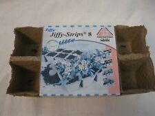 Jiffy- Strips 8 (32 peat pots) by Jiffy
