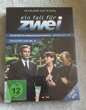Ein Fall für Zwei - Collector's Box 13 DVD NEU & OVP