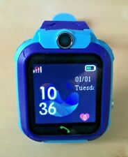 Childs Waterproof GPS Phone Tracker Watch with Camera - SIM Required