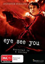 Eye See You DVD (region 4 Australia)