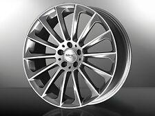 Stylus grey Alufelgen 10x 22 Zoll Audi A6 Allroad 4G A8 4H mit Teilegutachten
