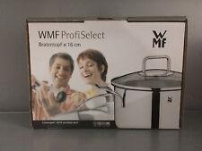 WMF Bratentopf 16cm ProfiSelect NEU & OVP  Art. Nr. 07.5717.6380
