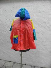 Kinderponcho, Fahrrad Regenumhang 4-farbig, Regenschutz Prophete Größe S  99196