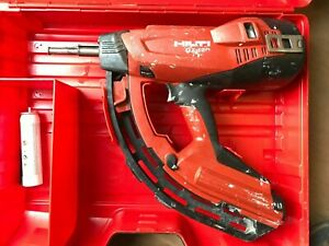 HILTI GX120 concrete nail gun, Steel and concrete nailer