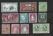 IRELAND-  MIXED LOT OF IRISH STAMPS :: USED