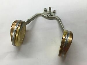 BRASS TWIN FLOAT 1932-1967 CHEVY GM JEEP ROCHESTER B BC BV CARBURETOR 7002672