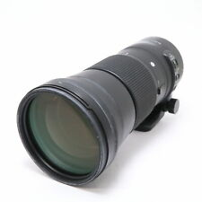 SIGMA 150-600mm F/5-6.3 DG OS HSM Contemporary (for Nikon F mount) #379