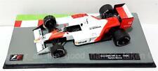 1988 AYRTON SENNA F1 McLaren MP 4/4 Formula 1 GP Diecast Replica 1:43 Model Car