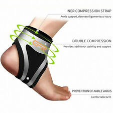 Plantar Fasciitis Therapy Wrap Heel Foot Pain Arch Support Ankle Brace FC323