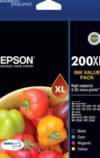 Epson -  200XL - High Capacity DURABrite Ultra - Ink Cartridge Value Pack