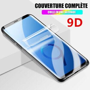 Slim Film Protection écran 3D Samsung Galaxy S8 S9 S10 S20 21 Ultra Note 9/8 10