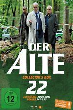 DER ALTE - COLLECTOR'S BOX VOL.22 (15 FOLGEN)  5 DVD NEU