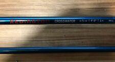 New Redington 590-4 Crosswater 9', 4 Pc. 5 Wt.Fly Fishing Combo, Rod, Reel, Case