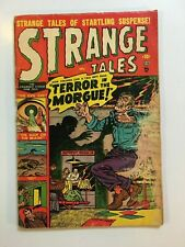 STRANGE TALES #  4  , HUGE CLASSIC , CHEAP PRICE ,CENTERFOLD REPLACED .