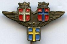 Scandinavian Airlines System SAS Vintage Pin Badge Nice Grade