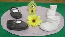 lot paires de chaussures bébé fille 3/6 mois,ballerines,chaussons