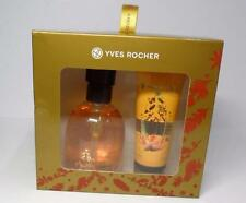 NIB Yves Rocher Orange Almond Collect Gift Set Hand Soap 6,7oz,Hand Cream 2.5oz