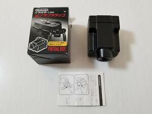 Nintendo Virtual Boy AC Adapter Tap VUE-A-AT-JPN Boxed Japan 0610A6