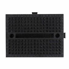 1PC Black Solderless Prototype Breadboard 170 Tie-points For Arduino PCB New