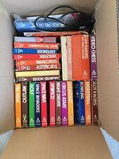 Atari 2600 Game Boxes