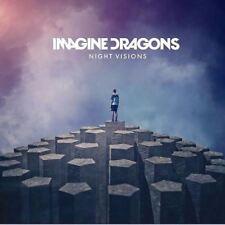IMAGINE DRAGONS - Night Visions CD *NEW* 2012