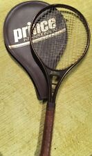 Vintage Prince International Tennis Racket 1984 with Case No.3  4 3/8