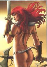 Red Sonja Complete 72 Card Base Set