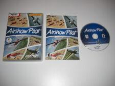 AIRSHOW PILOT Aerobatic Competition Pc Add-On Microsoft Flight Simulator X FSX