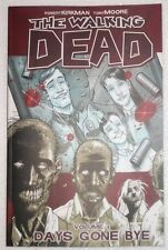 New! The Walking Dead Vol. 1: Days Gone Bye Paperback Tony Moore zombie Volume