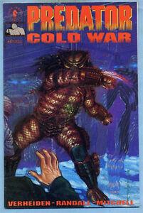 Predator Cold War #4 1991 Mark Verheiden Ron Randall Dark Horse Comics