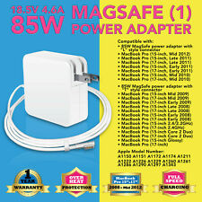 AC ADAPTER 85W CHARGER SUPPLY POWER FOR APPLE MACBOOK PRO A1343 A1286 A1226