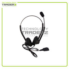 Jabra 1989-820-105 Biz 1900 Duo Noise Cancelling Headsets * Pulled *