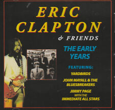 Eric Clapton & Friends The Early Years. New CD
