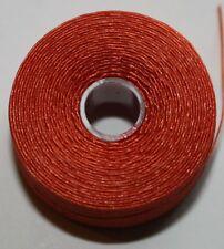 C-lon D ORANGE beading embroidery THREAD bead weaving  jewellery
