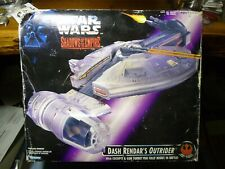Star Wars Shadows of the Empire Dash Rendar's Outrider
