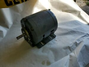 Marathon Electric 1/3 HP  Motor Single Phase 115 V 1725 RPM 48  Frame