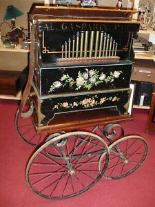 Gasparini  Barrel Organ