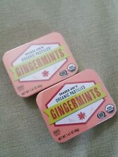 2x Brand New/Sealed Trader Joe's Gingermints  1.41 oz each ( Ginger Mints )
