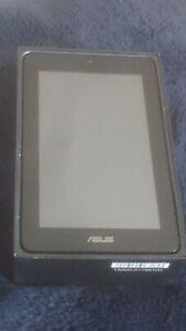 Asus Memo Pad 7 Inch Black Tablet In Original Box